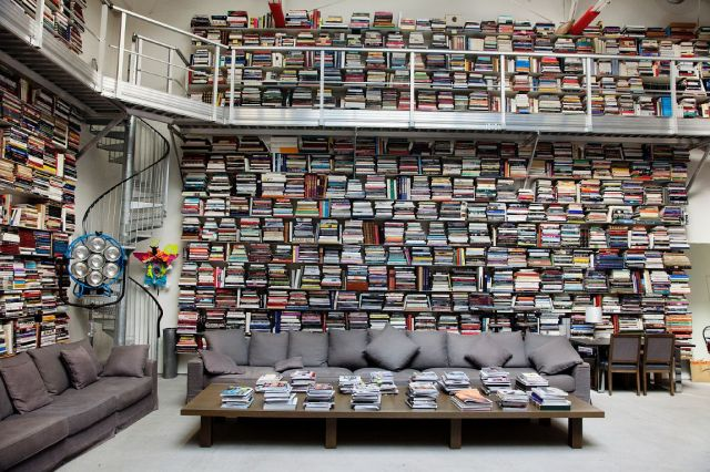 Yes, please: Bibliophilia